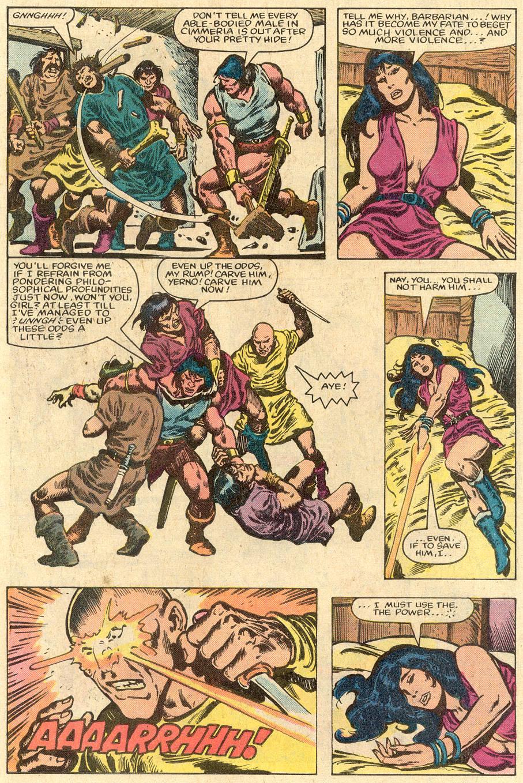 Conan the Barbarian (1970) Issue #150 #162 - English 12
