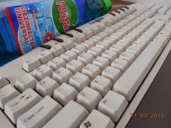 Tastatura Nufaru'