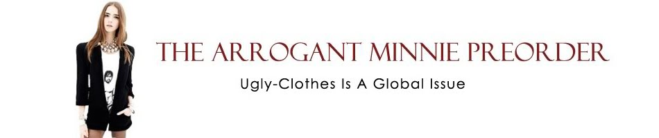 ArrogantMinnie Preorder - Clothings
