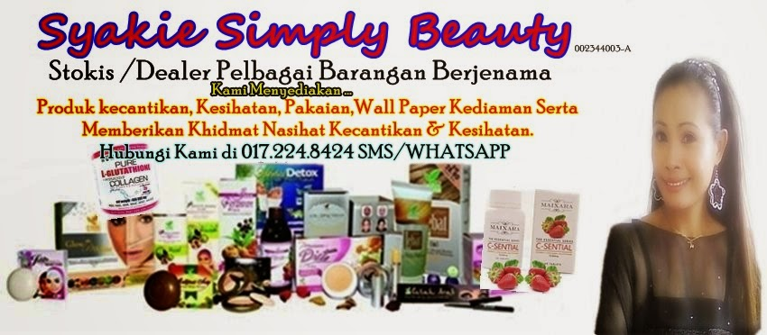 Syakie Simply Beauty