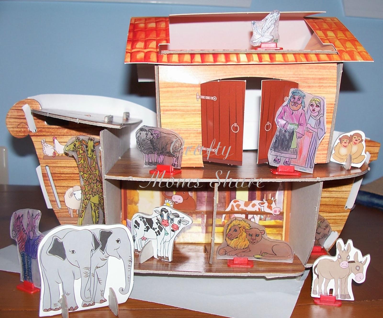 crafty moms share noah u0027s ark