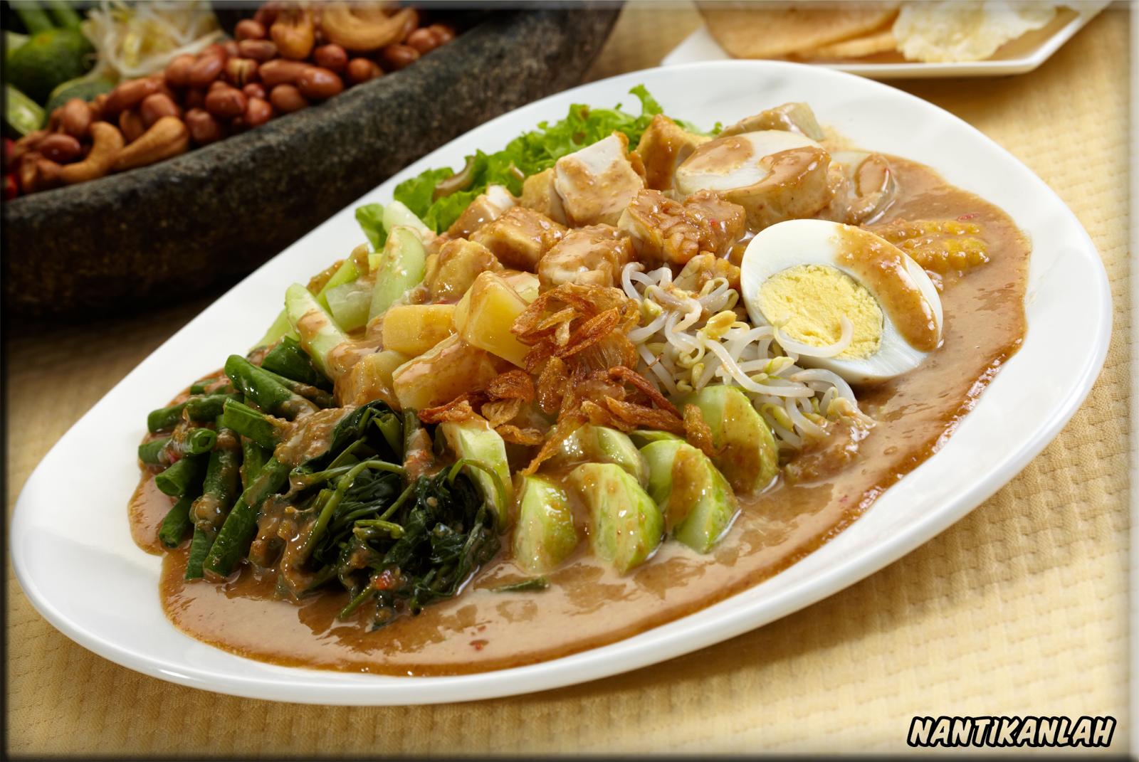 Jenis makanan populer di dindonesia
