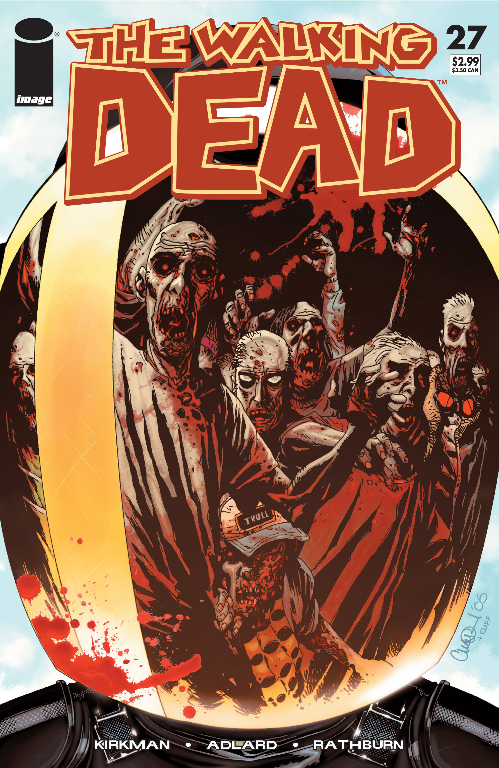 The Walking Dead 27 Page 1
