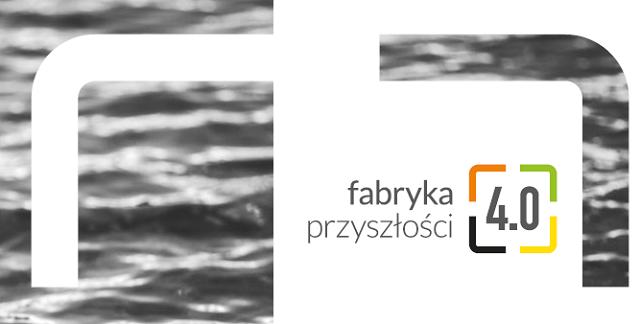 Logo konkursu Fabryka Przyszłości - W drodze do Przemysłu 4.0