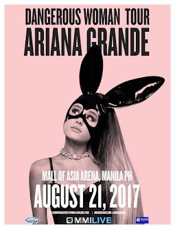 Ariana Grande Live in Manila