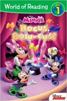Minnie Hocus Bow-cus!
