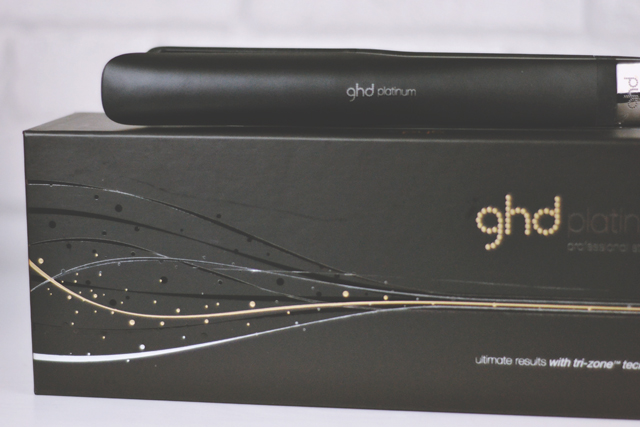 ghd platinum styler hair straighteners review