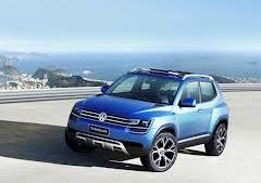 Volkswagen Taigun Concept Car
