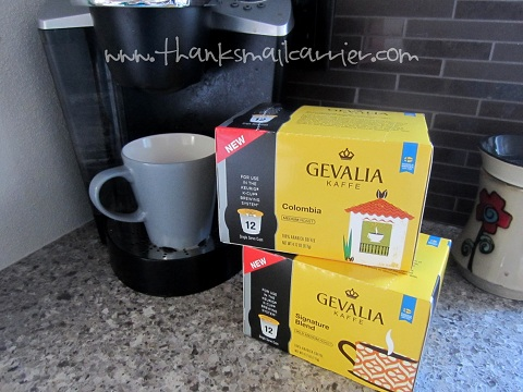 Gevalia single-serve cups