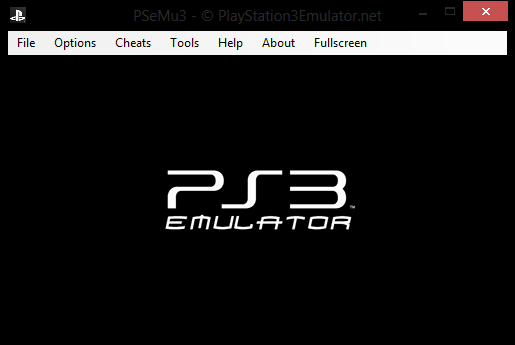 ps3 emulator bios file for android