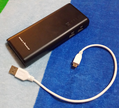 Gnome Workshop Portable Charger
