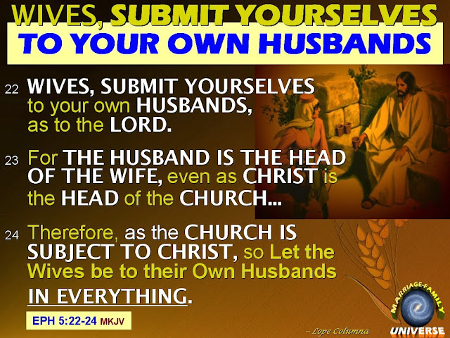 are husbands head of the household essay Who's the head of my house if i could find the words, i'd tell you the husband is the head of the wife as christ is the head of the church.