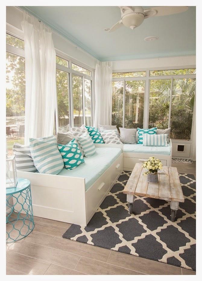 Ideas para hacer un sof low cost decoraci n for Como hacer un sillon con una cama