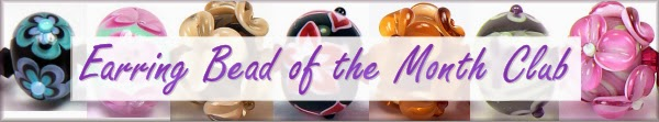 lampwork bead of the month club