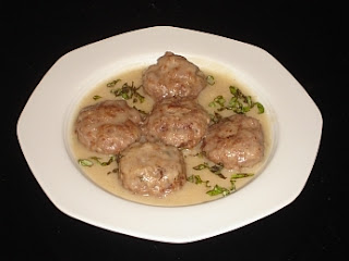 Greek Meatballs (Keftedes) Recipe