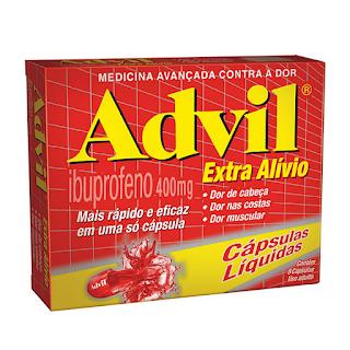 Advil Extra Alívio®