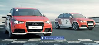 Jeu Audi A1 Pilot : défiez vos amis et créez votre buzz