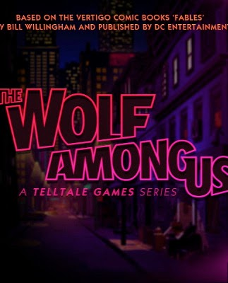 THE WOLF AMONG US EPISODE