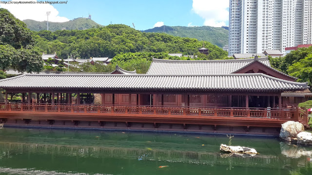 Buddhism in Hongkong- Chi Lin Nunnery