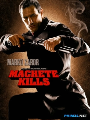 Người Hùng-Machete Kills