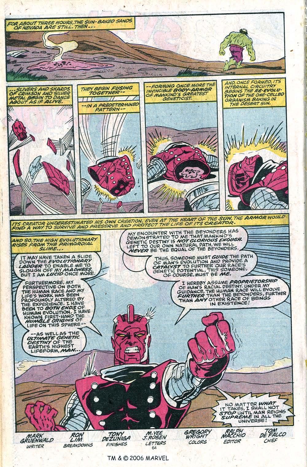 Captain America (1968) Issue #348c #280 - English 66