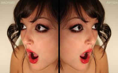 Cara Membuat Efek Photoshop Keren Dengan Action Photoshop