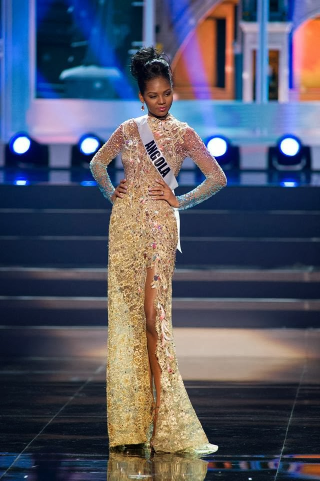 Miss Universe 2013 Evening Gowns