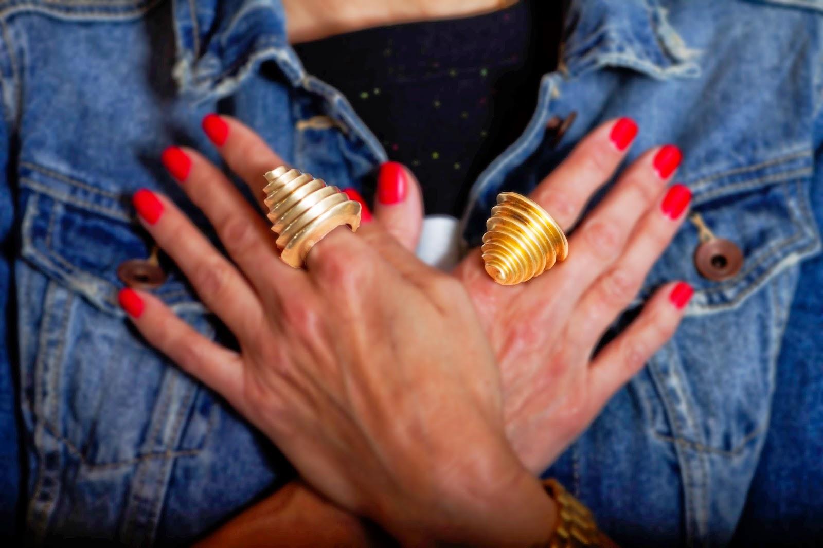 Adolfo Barnatan, joyería, oro, escultura, arte, moda, complementos, Elena Benarroch, Carlos Tromper, Fashion blogger, Fashion Style, Carmen Hummer
