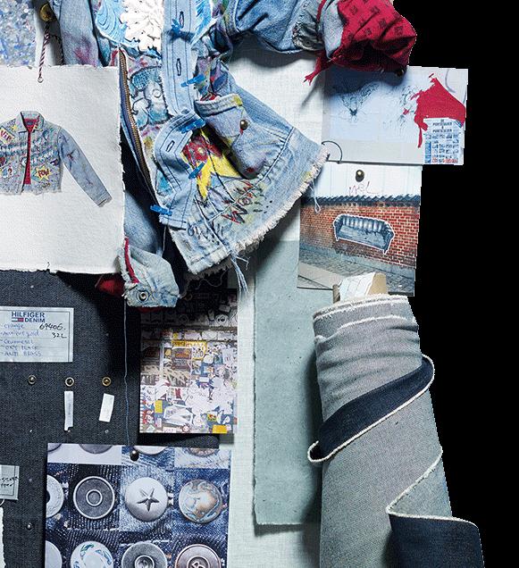 Hilfiger Denim, Tommy Hilfiger, denim, spring 2014, primavera, jeans, preppy, ThrowbackDenim,