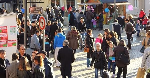 Centre Ville Tours Magasins Decembre