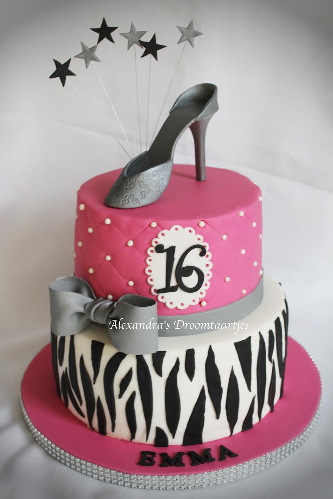 verjaardagstaart 12 jaar