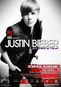 lancamentos Download   Justin Bieber   Live in São Paulo