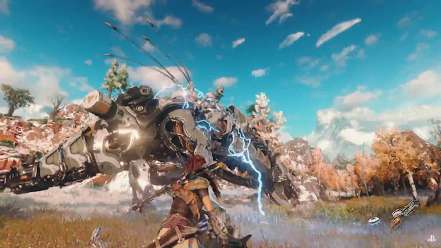 E3 2015 Horizon Zero Dawn