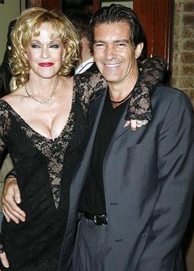 Melanie Griffith And Antonio Banderas Wedding