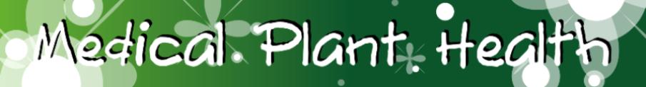medicinal plant health