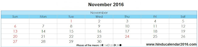november-2016-hindu-calendar-with-festival-holiday