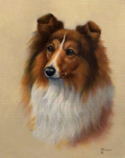Judy Gibson. Artista