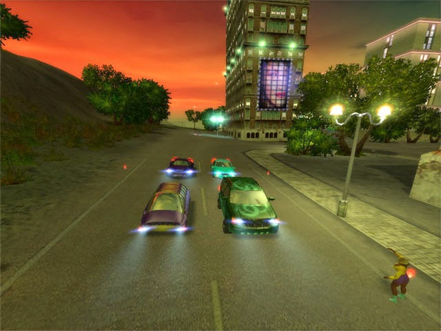 Free Downlod Game City Racing