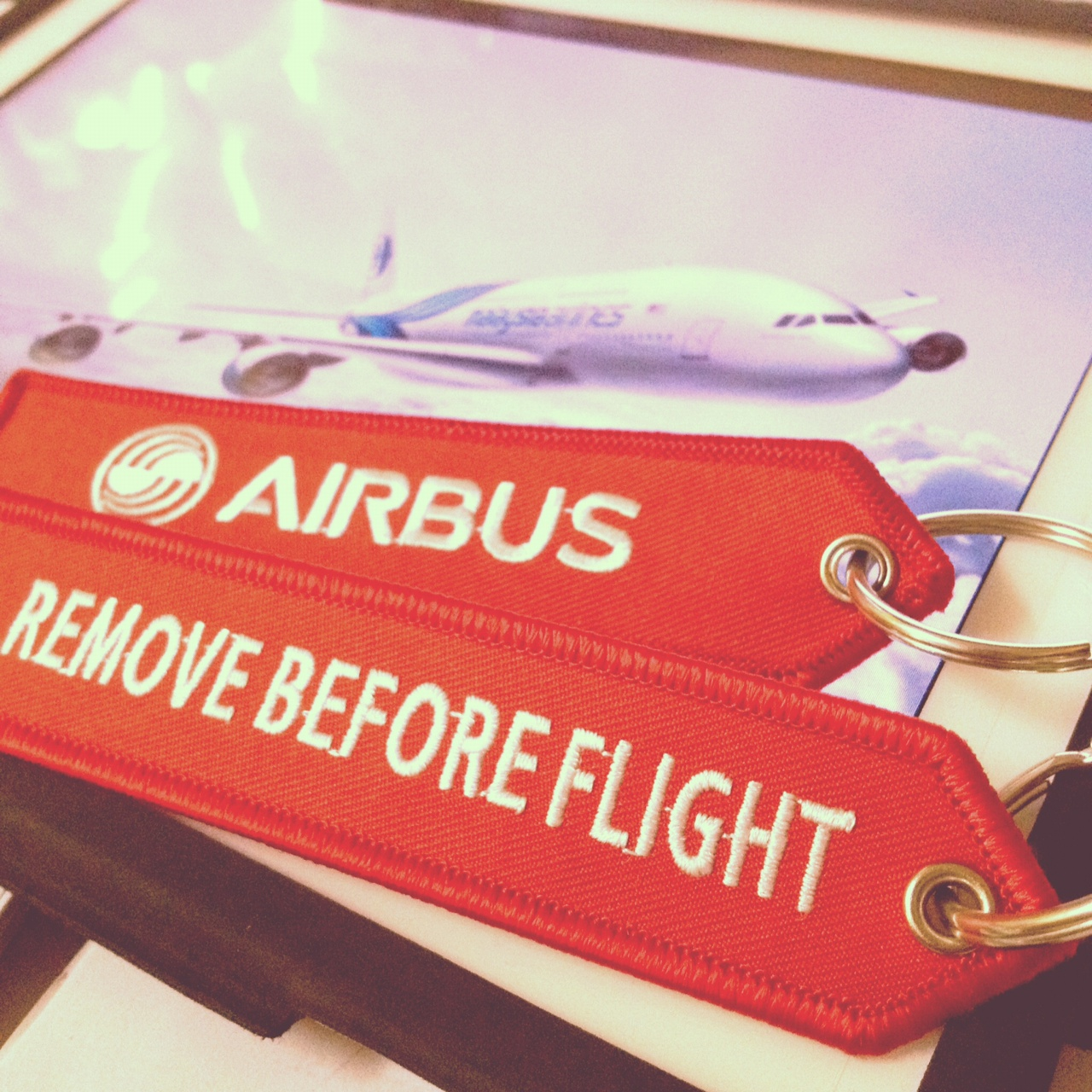 remove before flight airbus