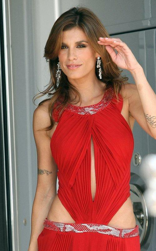Elisabetta Canalis: Yacht Photo Shoot Fabulous!   Famous ... 10 Most Beautiful Dresses In The World