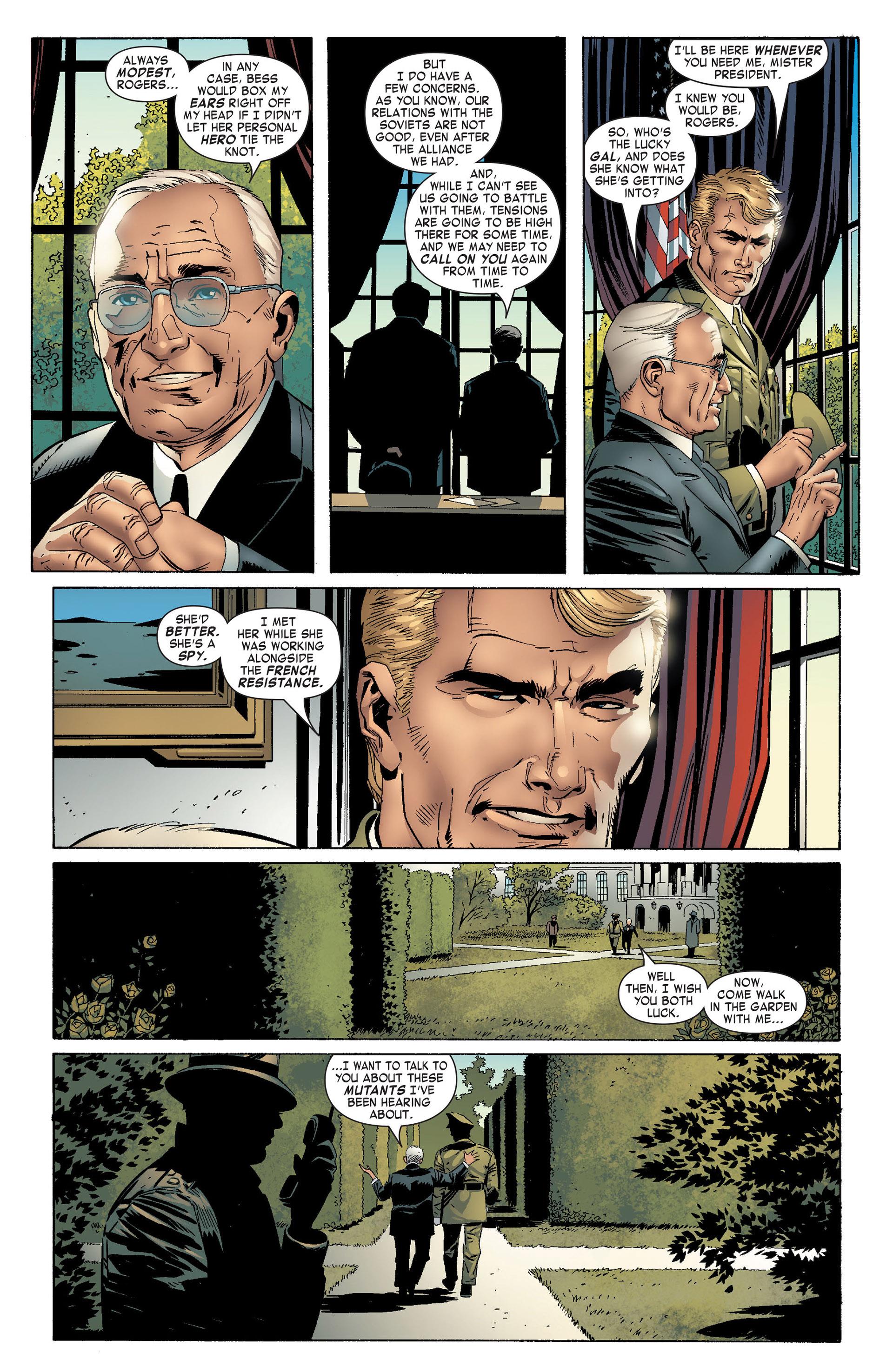 Captain America (2005) Issue #10 #10 - English 11