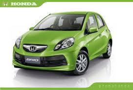 Honda Brio Modifikasi