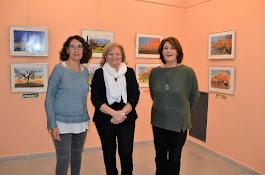 Exposició a la Biblioteca Manuel de Pedrolo a Sant Pere de Ribes