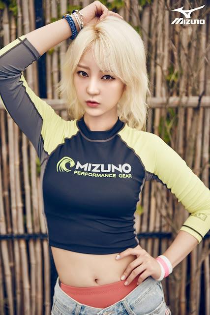 Hyerin Mizuno Summer 2015