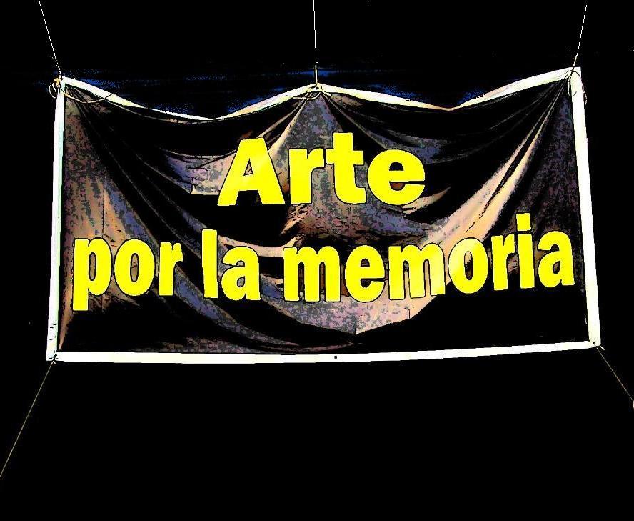 ARTE POR LA MEMORIA