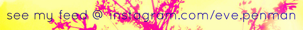 See My Feed @ Instagram!