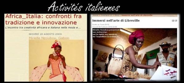 Activités Italiennes