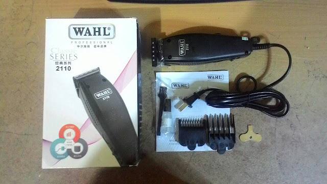 clipper wahl 2110 classic series