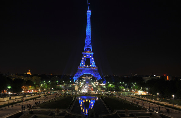Images And Places Pictures And Info Eiffel Tower Paris France Avenue Anatol