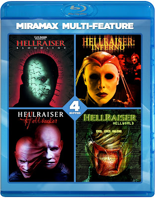 Hellraiser Blu-ray Multi-Pack!
